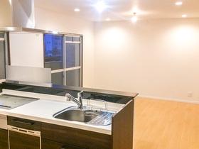 キッチンリフォーム築年数を感じさせない最新スタイルのお部屋