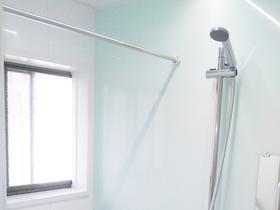 バスルームリフォームお客様の悩みをすべて解消!明るく機能性も抜群のバスルーム
