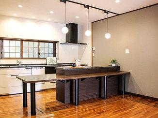 キッチンリフォーム 毎日のお料理や入浴が楽しみになるLDK&バスルーム