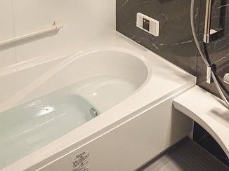 バスルームリフォーム 寒さの原因を全部シャットアウト!暖かさにこだわったバスルーム