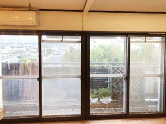 内装リフォーム 結露と騒音を軽減してくれる内窓